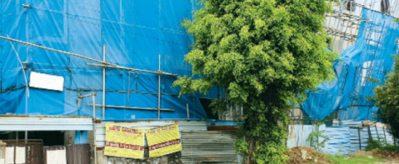 'Un-real' Estate: Colombo's Faulty Tower Rip-off