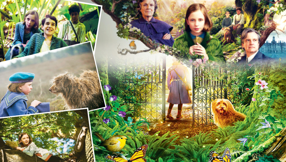 Movie review:  The Secret Garden:  A classic recreated