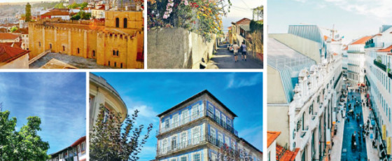 Cities to Visit in: Portugal