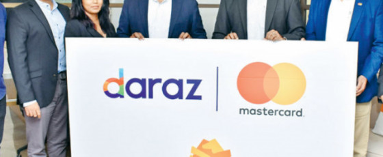 To promote e-commerce and digital payments in Sri Lanka: Mastercard partners Daraz