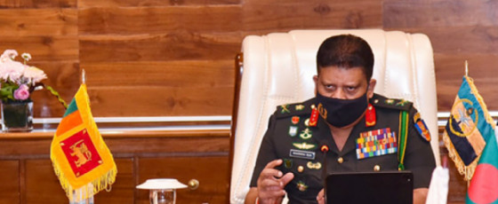 Army Commander meets foreign defence advisors, attaches