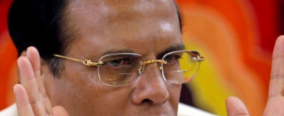 Sirisena to testify at PCoI today