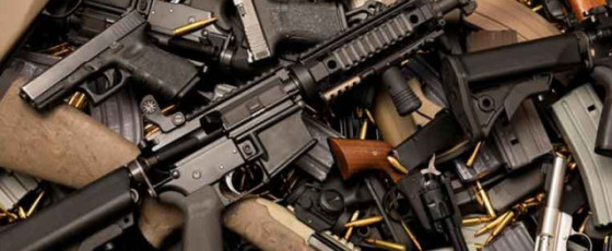 Firearms licence renewal suspended