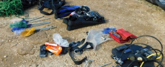 38 arrested for illegal fishing activities