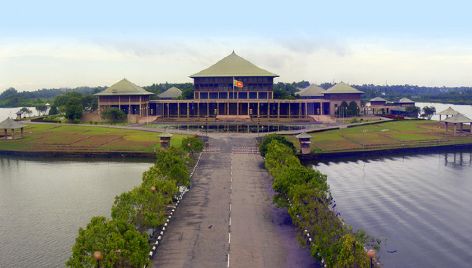 Parliament complex closed for disinfection