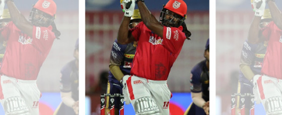 Gayle propels KXIP to 8-wicket victory