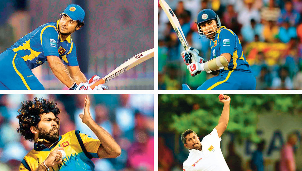 ICC nominates four Sri Lanka players for 'ICC Awards of the Decade'