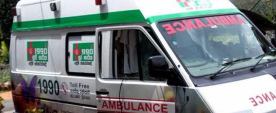 24-hr ambulance service for people in isolated areas