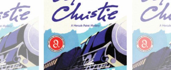 Book Review: The Mystery  of the Blue Train