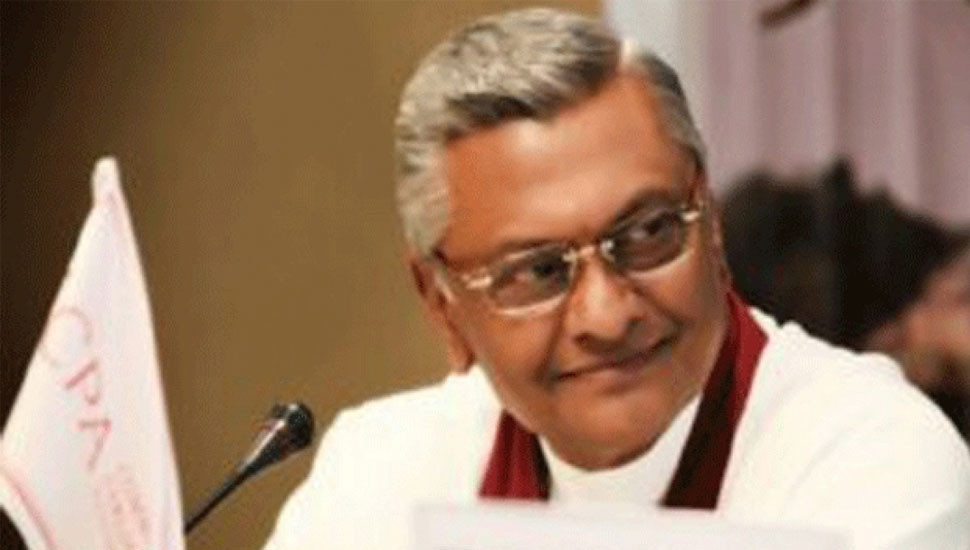 Chamal Rajapaksa sworn in as State Minister of State Security, Home Affairs, Disaster Management