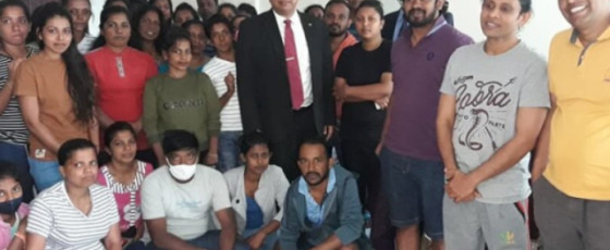 38 Lankans evacuated from warzones in Ethiopia