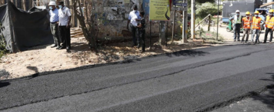 Govt to use recycled waste plastic to pave roads