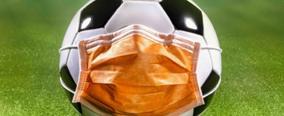 Three footballers test positive for COVID-19