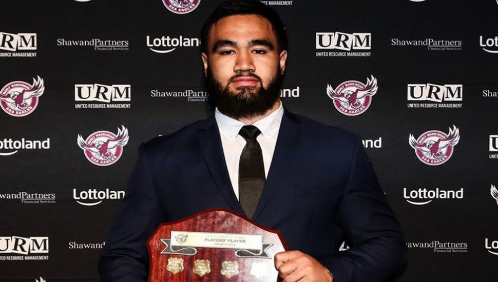 Manly forward Titmuss dies aged 20