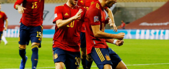 Nations League: Spain hammer Germany 6-0