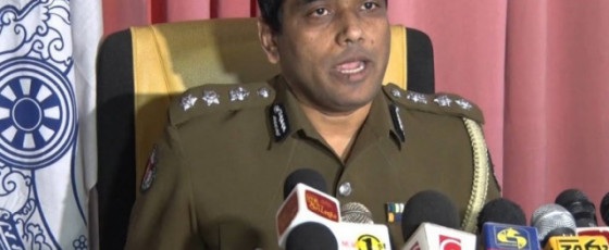 Special air surveillance operation to be conducted today: DIG Ajith