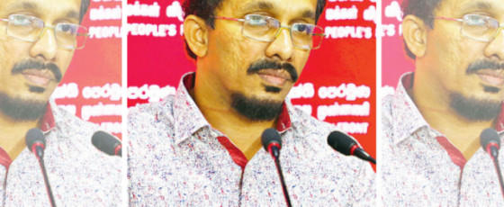 MR sugar-coated burning issues of people: Sham Budget sans relief for people – JVP