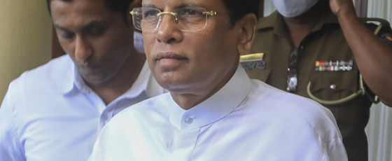 Sirisena's medical  report only for  Commissioners