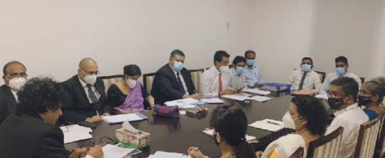 MT New Diamond: AG holds discussions with MEPA officials