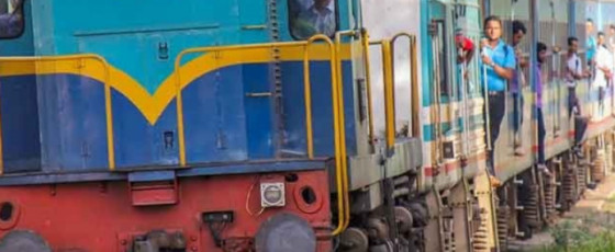 Suspended train services to resume today