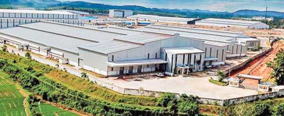 Rigid's USD 250M plant ready for Operations