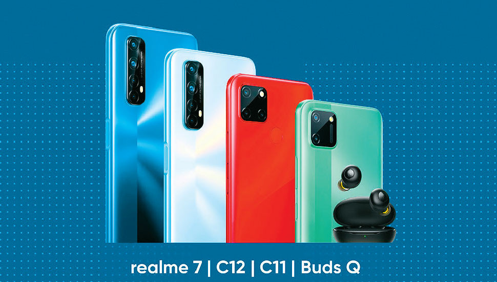 'realme' Smartphone  now in Sri Lanka