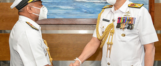 Rear Admiral Perera bids farewell to Naval career
