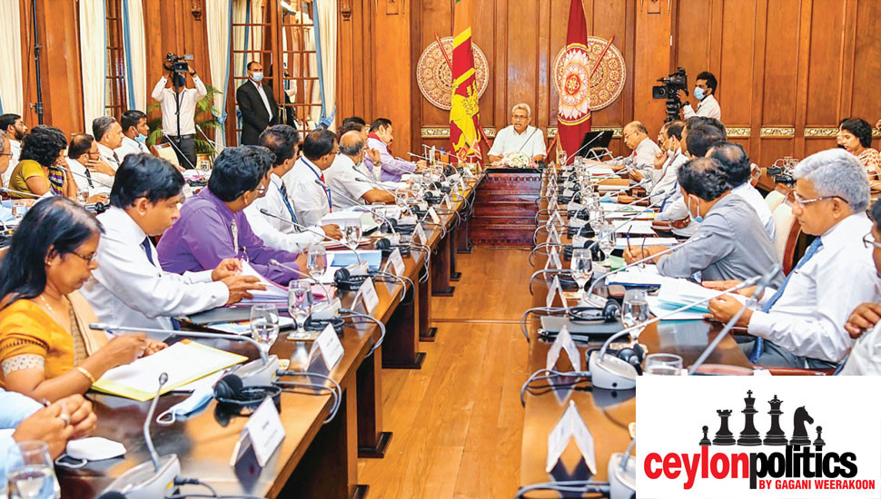 Govt. Hierarchy on Alert About a 'Deal-hub' at a Governor's Residence