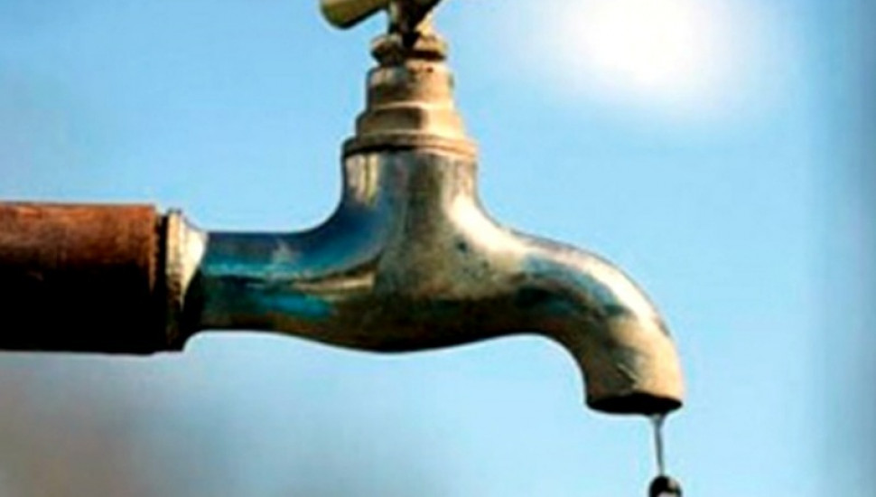 Water supply in several areas around Wattala suspended