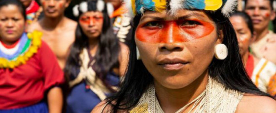 Amazon Ancestral Land Not Up for Sale