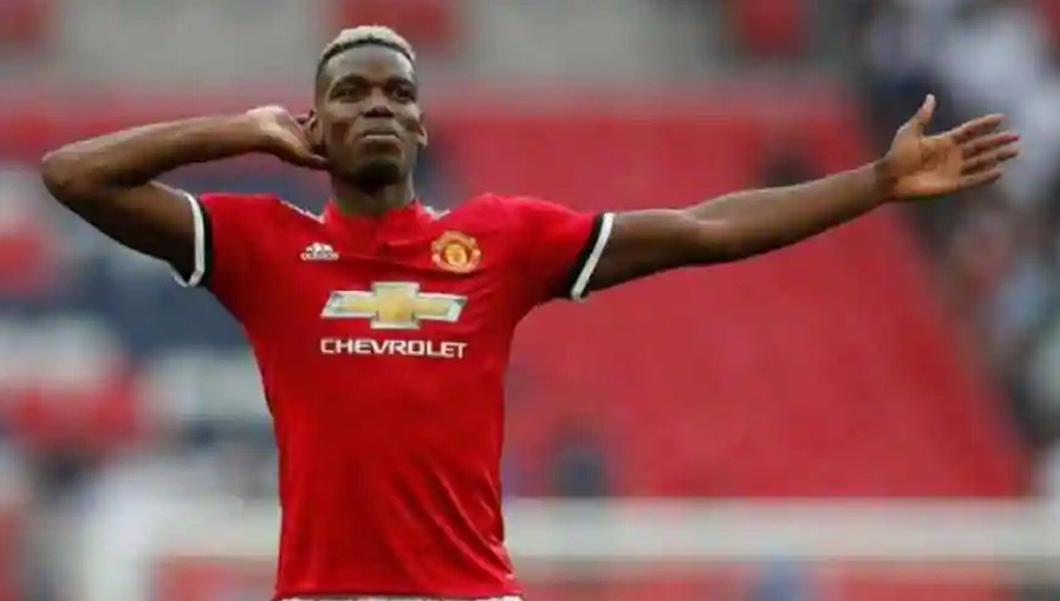 Pogba fires United back to top