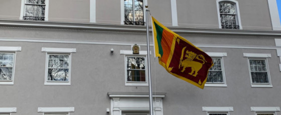 Sri Lankan Mission in US resumes work