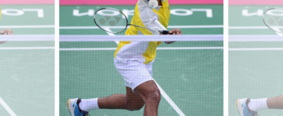 Badminton Nationals 2020 in February