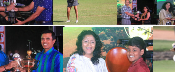 Commander's Cup Golf Championship 2021: Sanjeewa and Anusha bag titles