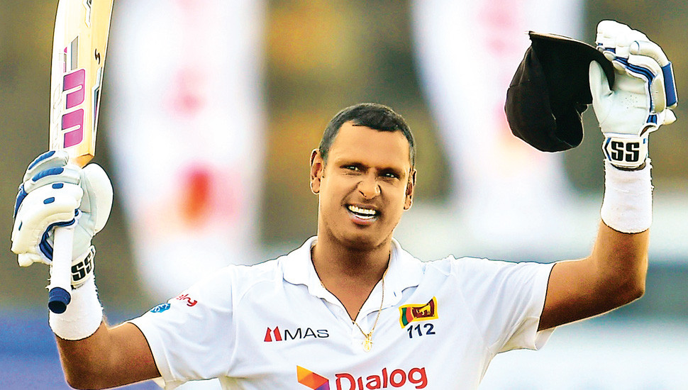 Magnificent Mathews Carries SL
