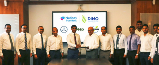 Nations Leasing partners with DIMO