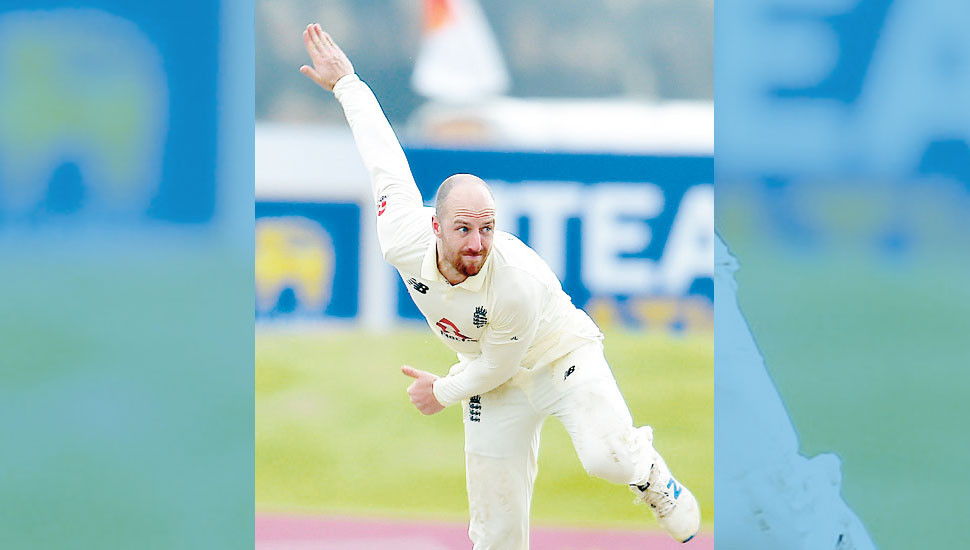 Five-wicket hero Leach happy for change in fortunes
