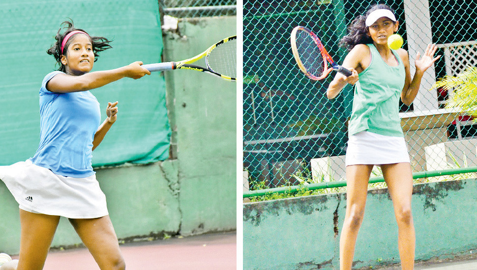 Tennis National's 2020: Wonara wins in thrilling three set battle
