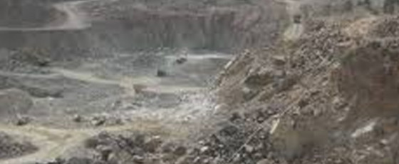 Koswetiya Mountain calcite excavation: All operating illegal mines arrested