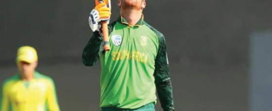 Klaasen to lead South Africa in T20Is