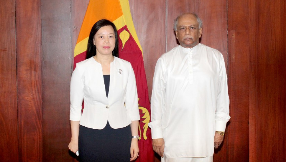 Vietnam to focus on aiding Sri Lankan Fisheries and Agricultural sectors