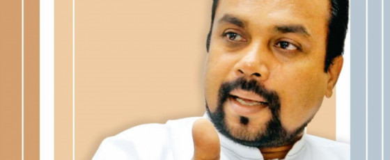 Champika willing to live in any political cesspit for his benefit – Wimal