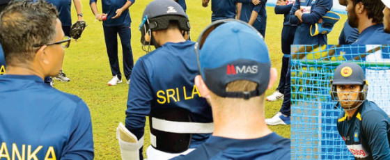 Busy year for England starts with SL spin trial