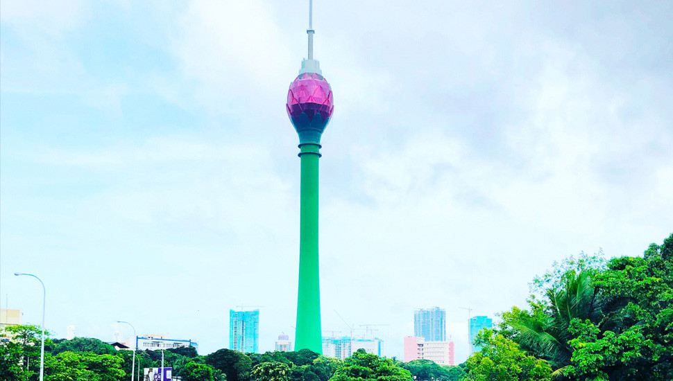 No income from Lotus Tower
