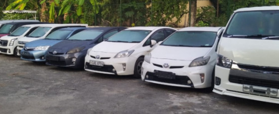 Police bust elaborate vehicle scam