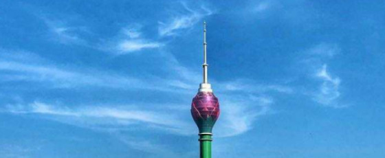 Lotus tower generates zero revenue since opening