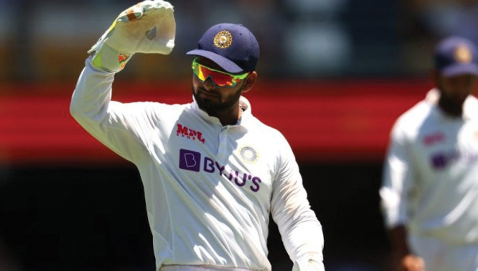 After Gabba knock: Pant becomes top-ranked wicketkeeper-batsman