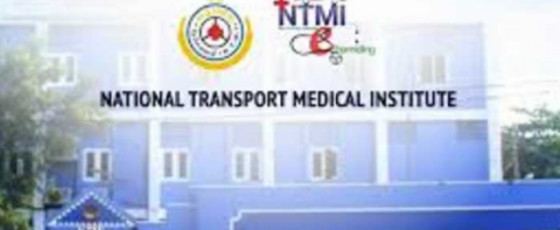 Public requested to obtain appointment before visiting National Transport Medical Institute