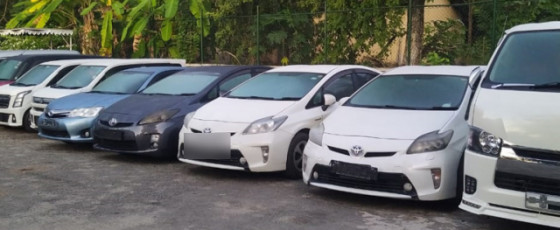 Police bust major automobile racket