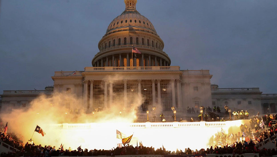 Who Are the Us Capitol Rioters?